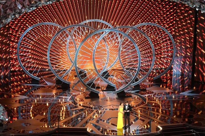 「第90回アカデミー賞」授賞式(写真:Getty Images)