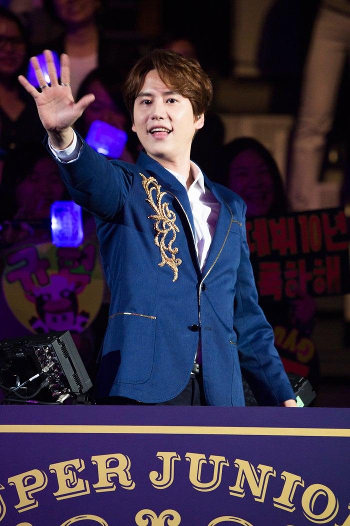 「SUPER JUNIOR KYUHYUN JAPAN TOUR 2016 ~Knick Knack~」幕張公演
