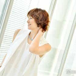 インタビューに応じた米倉涼子(C)モデルプレス