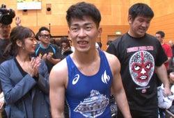 ジャンポケ太田博久、2年連続の快挙「子どもに日本一のパパと自慢したい」