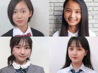【中間速報】日本一かわいい女子中学生「JCミスコン2019」暫定上位14人を発表/Aブロック