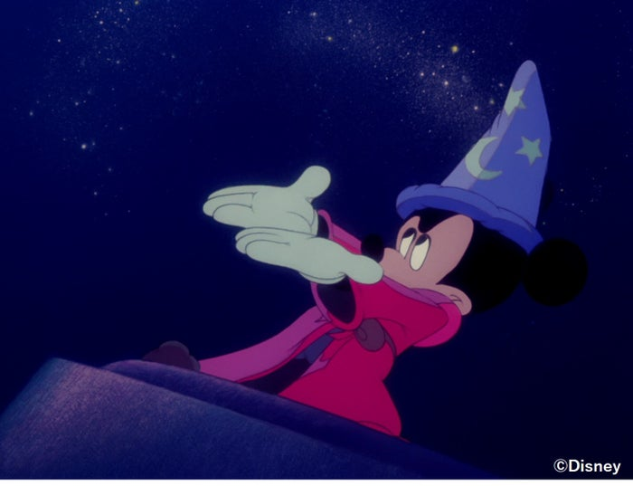 ファンタジア(C)Disney