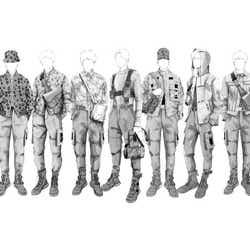 モデルプレス - Dior(ディオール)がBTSのツアー衣装手掛ける ブランド史上初の試み