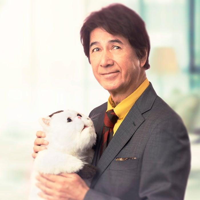 草刈正雄(C)「おじさまと猫」製作委員会