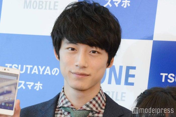 イベントに出席した坂口健太郎 (C)モデルプレス
