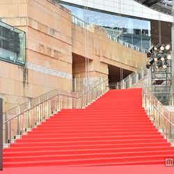 「第28回東京国際映画祭」レッドカーペットの様子