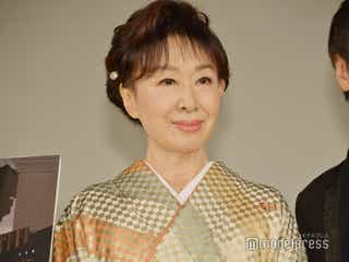 次男保釈の三田佳子、質問飛ぶ<京都国際映画祭2018>