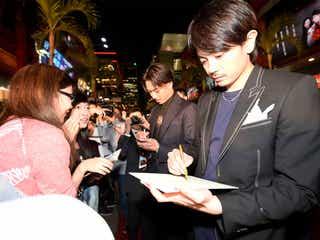 劇団EXILE青柳翔&EXILE AKIRA、現地ファンから熱烈歓迎 思わぬサプライズに「素晴らしいスタートが切れた」