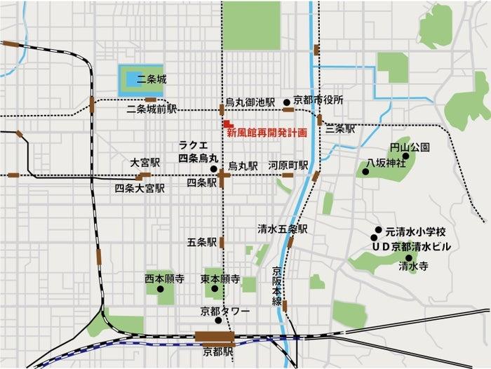 新風館再開発計画/画像提供:NTT都市開発