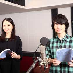 (左から)長澤まさみ、神木隆之介(C)2016「君の名は。」製作委員会