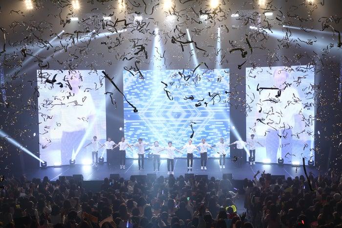 「JO1 1ST FANMEETING」大阪公演 「JO1 1ST FANMEETING」大阪公演(提供写真)