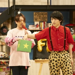 「テレビ演劇 サクセス荘」第6回のあらすじと場面写真が解禁 今回は2チームで即興劇チャレンジ