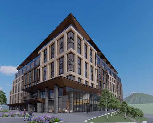 北海道ニセコに新ホテル「ニッコースタイルニセコ HANAZONO」2024年開業へ