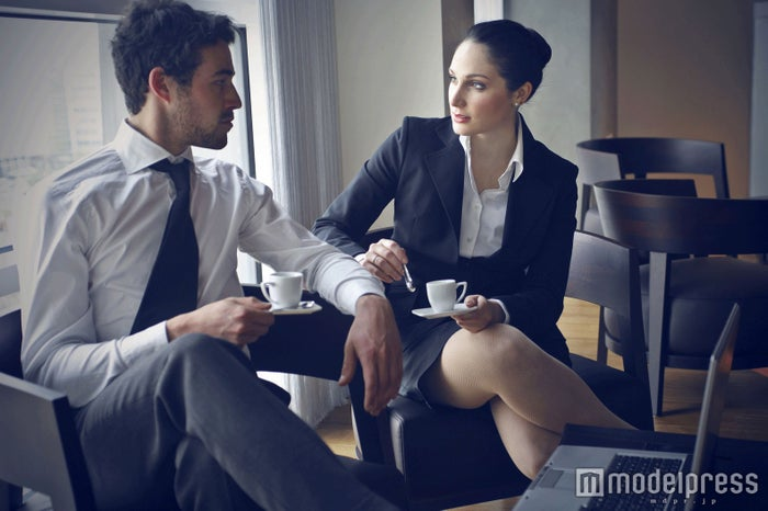 職場の男性への上手なアプローチ方法(Photo-by-olly/Fotolia)