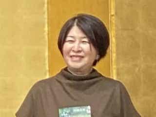 直木賞受賞の西條奈加氏「もがきながら生きている人を書きたかった」