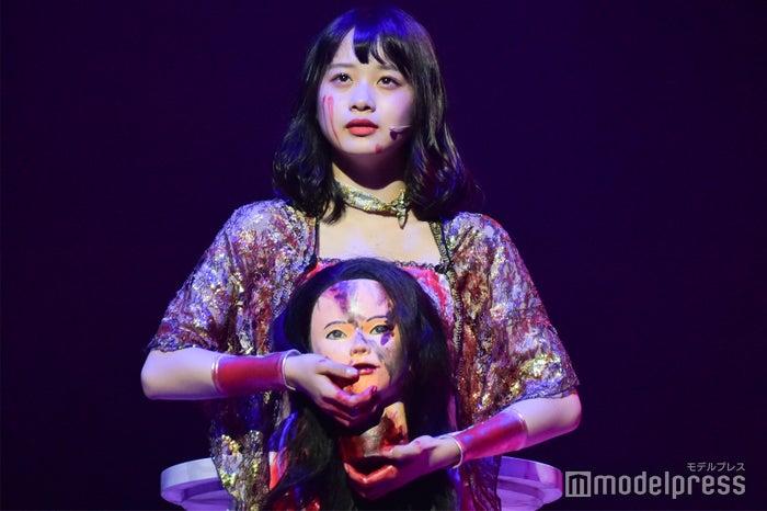 横山結衣/AKB48チーム8単独舞台「KISS KISS KISS」ゲネプロ(C)モデルプレス