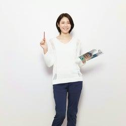 松下奈緒、初ショートカットで「結婚するって本当ですか」