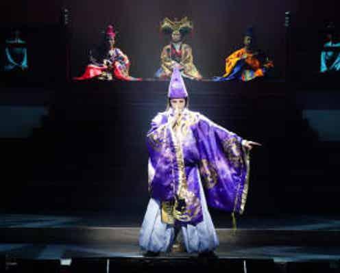 中村倫也主演舞台 いのうえ歌舞伎『狐晴明九尾狩』開幕!追加公演決定