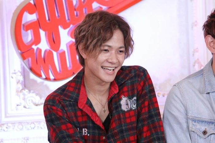 岩谷翔吾/28日放送『ギュッとミュージック』より(C)カンテレ