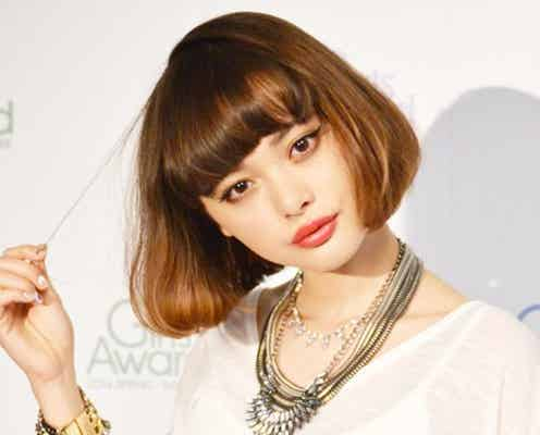 玉城ティナ、新たなファッションアイコンとして頭角 髪型を真似する女子中高生も モデルプレスインタビュー
