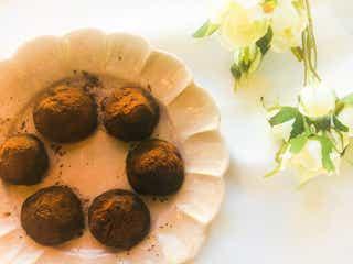 中からチョコがとろ~り!レンジで簡単「生チョコ大福」【柏原歩のトレンドレシピ】