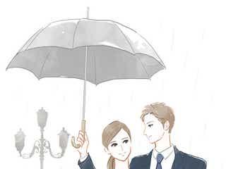できる男性を見極める雨の日デート、チェックしたい3つのこと
