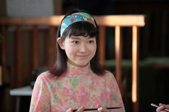 小川紗良(C)NHK