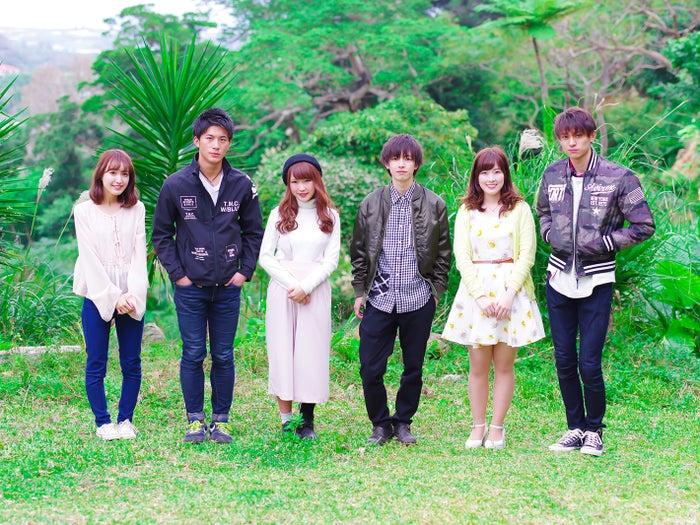 「恋んトス」シーズン5の初期メンバー/撮影:柳内良仁(C)TBS