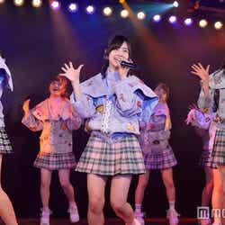 茂木忍、岩立沙穂、加藤玲奈/AKB48「サムネイル」公演(C)モデルプレス