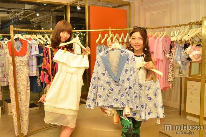 流行ファッションで女度UP、タイの芸能人御用達レトロガーリーファッション