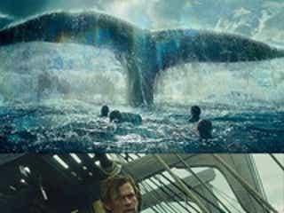史上最大の鯨の前に、為す術なし。映画『白鯨との闘い』特別映像が解禁!