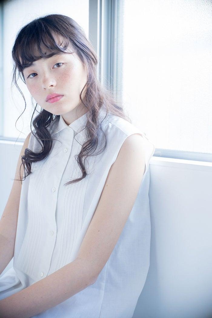 モトーラ世理奈(Photo:Yoshihiro Ueno)