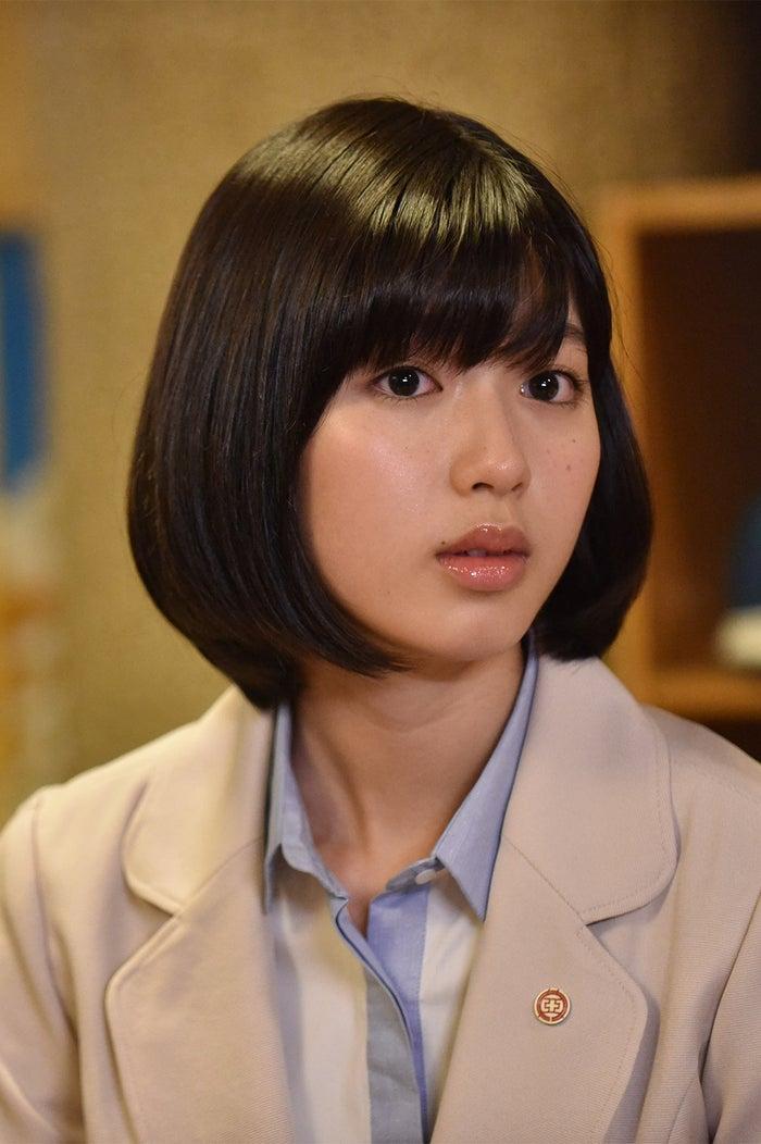 白石聖/「Missデビル 人事の悪魔・椿眞子」第4話より(C)日本テレビ
