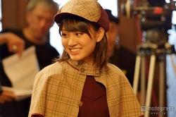 前田敦子がミニスカ名探偵に AKB48全メンバー出演の長編CMスタート