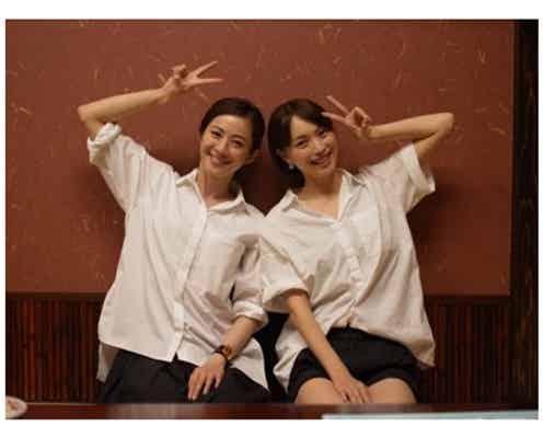 蛯原友里&高垣麗子、そっくりコーデで「双子みたい」の声 「AneCan」卒業後の関係も明かす