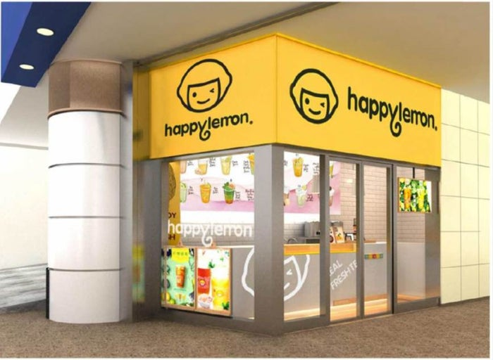 happylemon 京王新宿店(提供写真)