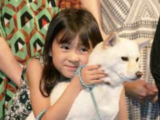 Foorin・新津ちせ、共演犬と1年間の共同生活
