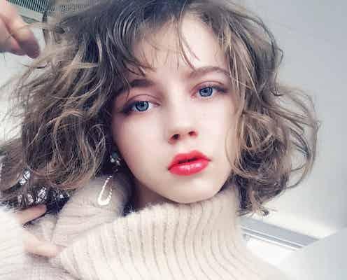 セルフィーが「美しすぎて息を呑む」「天使かと思った」と拡散 モデル・渡辺イリーナ、バリバリ関西弁のギャップもかわいい