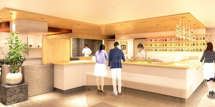 茶寮 FUKUCHA/画像提供:福寿園