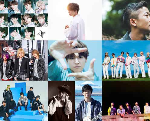 JO1・BALLISTIK BOYZらフジ夏イベント「THE ODAIBA」めざましライブ出演アーティスト第1弾発表
