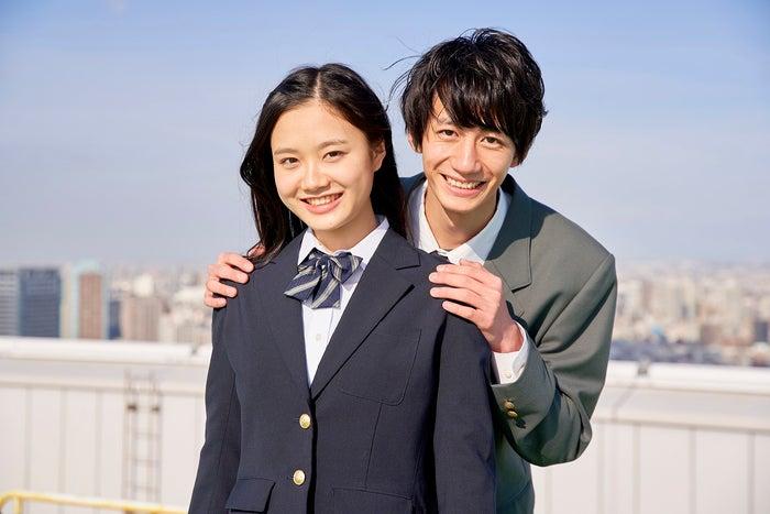 みさ、こうた「恋する◆週末ホームステイ 2021冬 Tokyo」(C)AbemaTV, Inc.