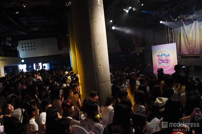 「最高に盛り上がりすぎてやっべぇぞ!夏LOVE Popteenフェス2015!!」会場の様子