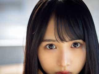 けやき坂46上村ひなの、透明感たっぷり!見つめる眼差しにキュン