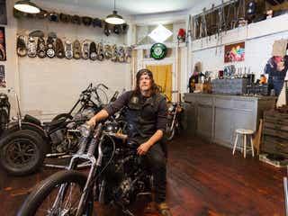 米AMCのバイク旅番組『ライド with ノーマン・リーダス』がシーズン5へ更新!