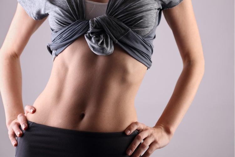体脂肪を減らす筋トレ|ムキムキにならない?