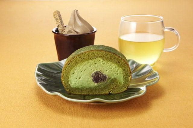 堂島お抹茶ロールセット/画像提供:株式会社 プロントコーポレーション