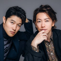 佐藤健、3度目共演・鈴木亮平に「勝手に近しいものを感じていました」