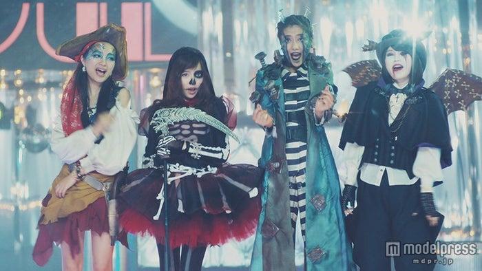 本格的なハロウィンコスプレ/AKB48「ハロウィン・ナイト」MVより