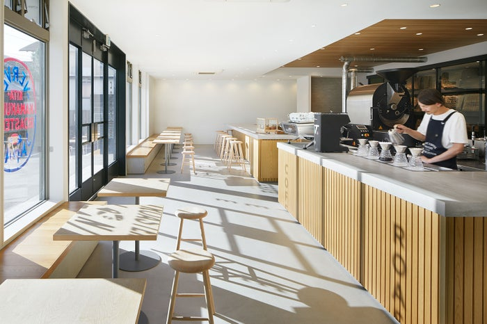 ヴァーヴ コーヒー ロースターズ 北鎌倉ロースタリー&カフェ (提供画像)