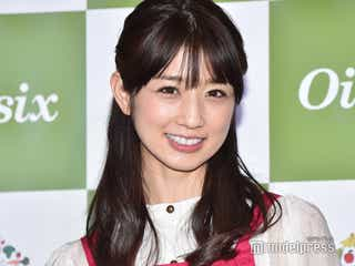小倉優子、第3子妊娠を発表<コメント全文>